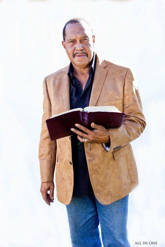 Pastor Dr. Mel Silas