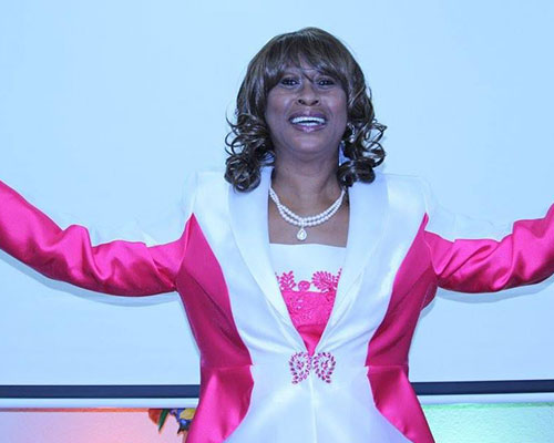 The Great I AM Faith Center Minister Beverly Silas